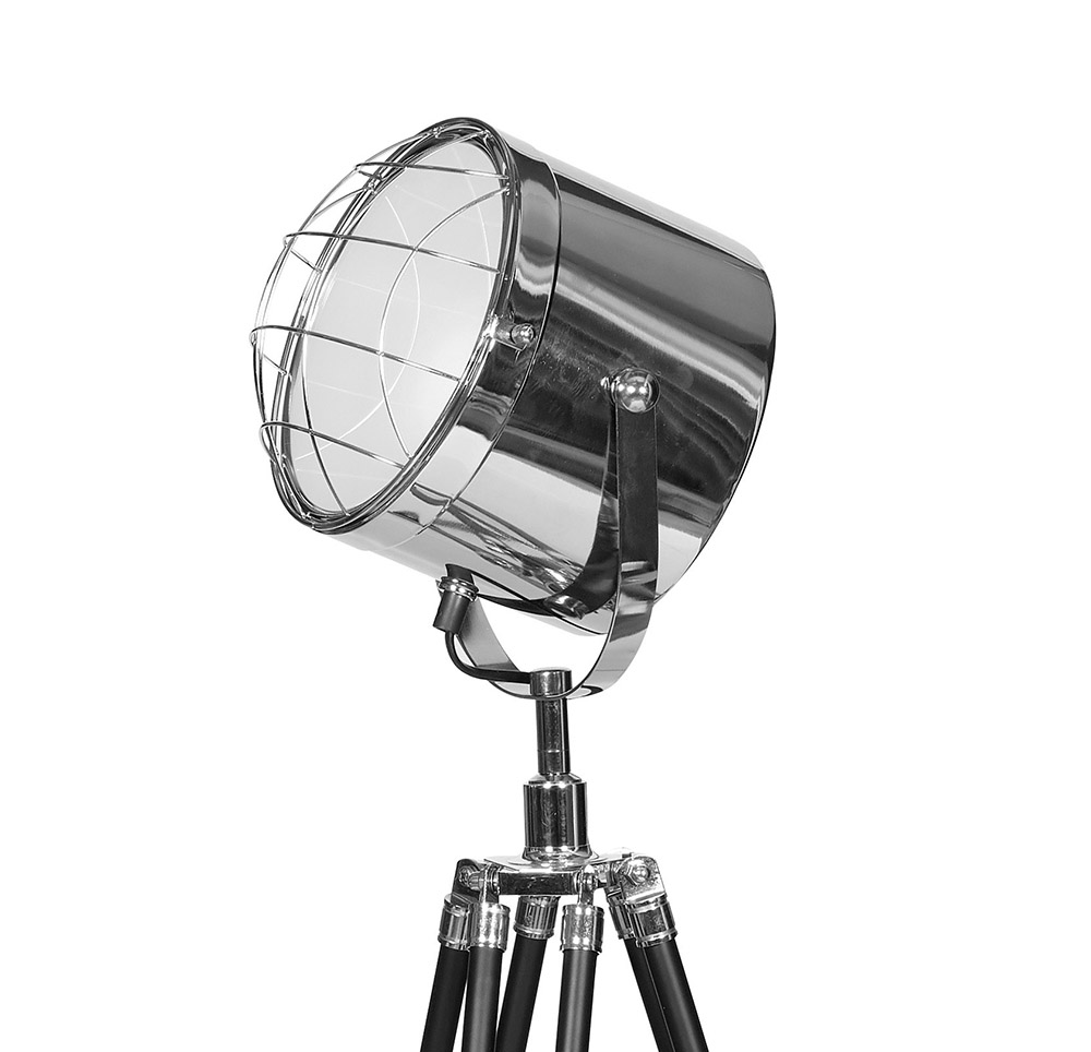 HECTOR TRIPOD FLOOR LAMP (MAIL) - KLiving